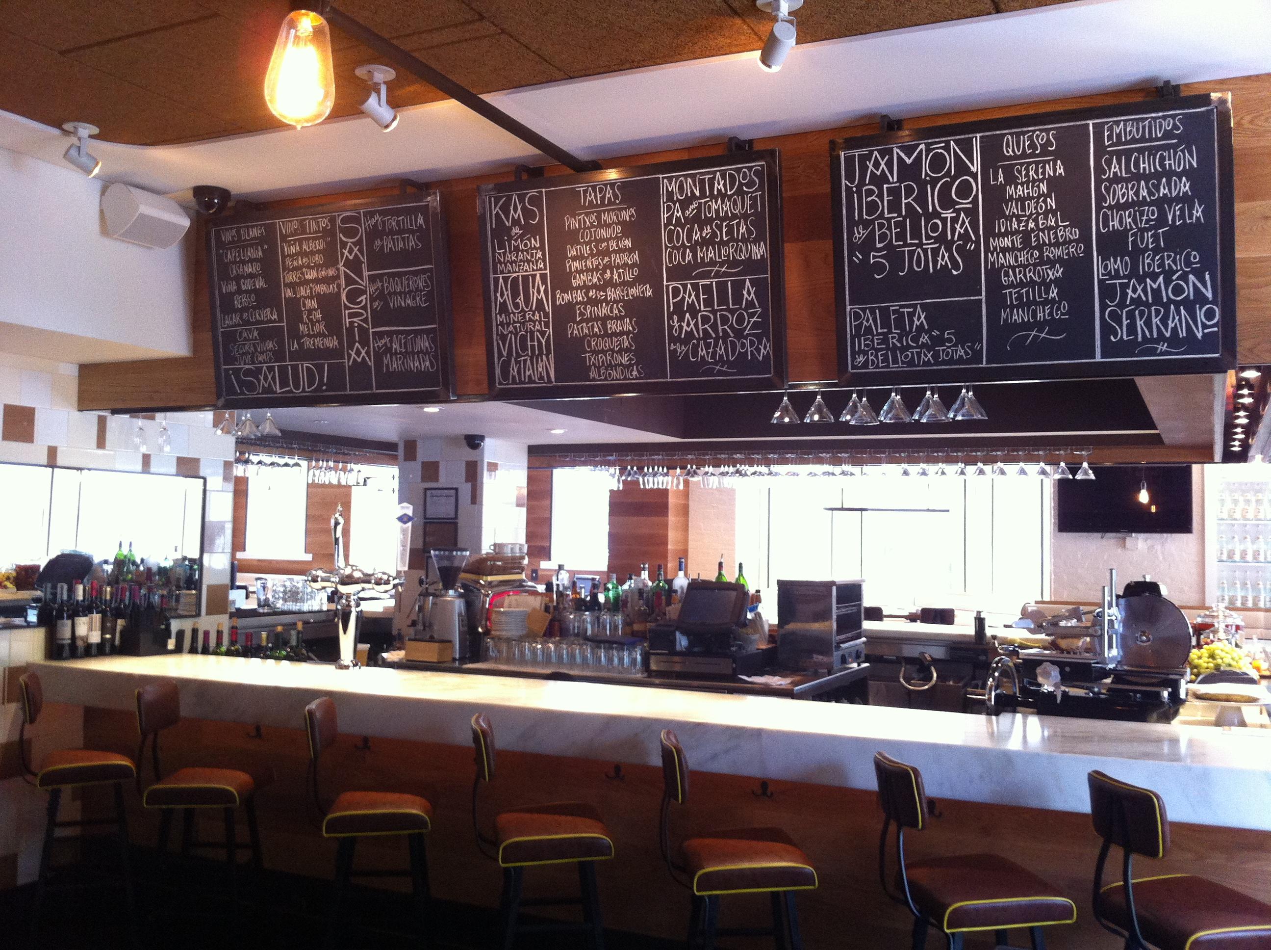 Tapas Restaurant Washington Dc
